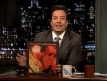 "Mark Rivera on ""The Tonight Show"""