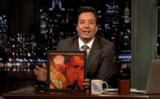 Mark Rivera on Late Night with Jimmy Fallon