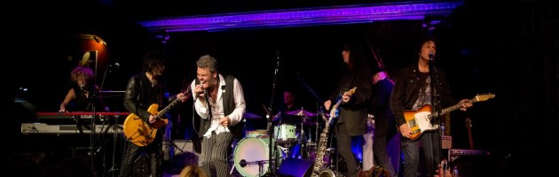 Mark Rivera Live At The Cutting Room